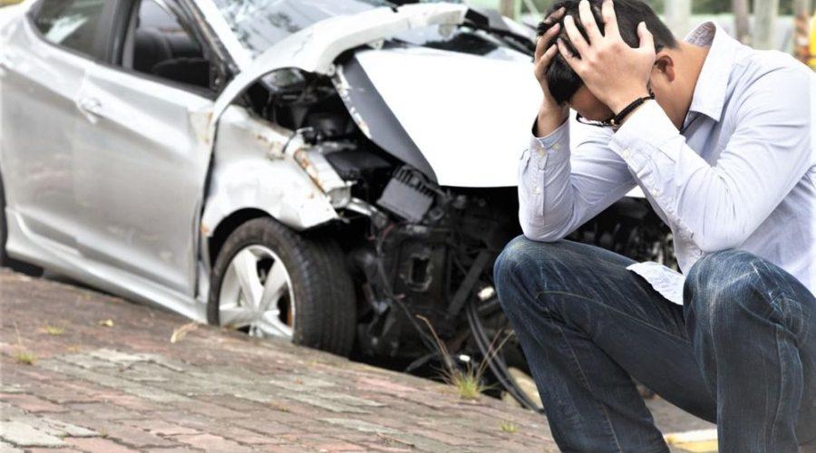 фото полной гибели автомобиля по ОСАГО и КАСКО