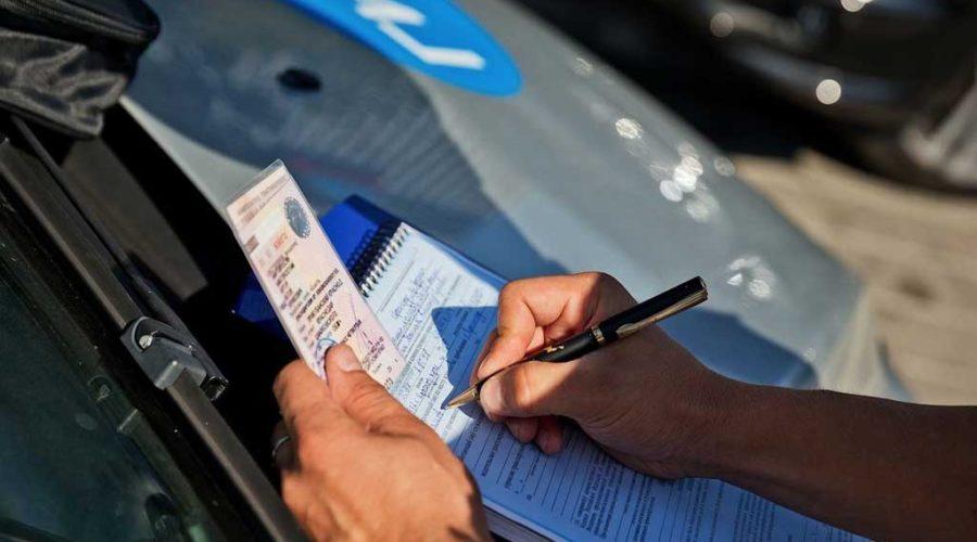 фото лишения водительских прав