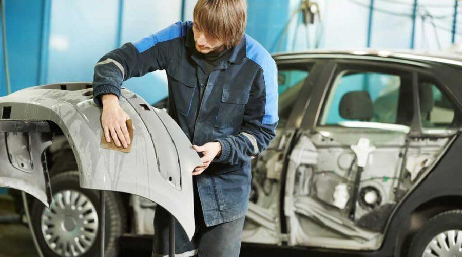 фото ремонта автомобиля по КАСКО