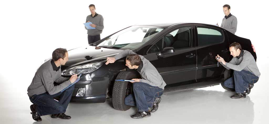 как делают экспертизу автомобиля