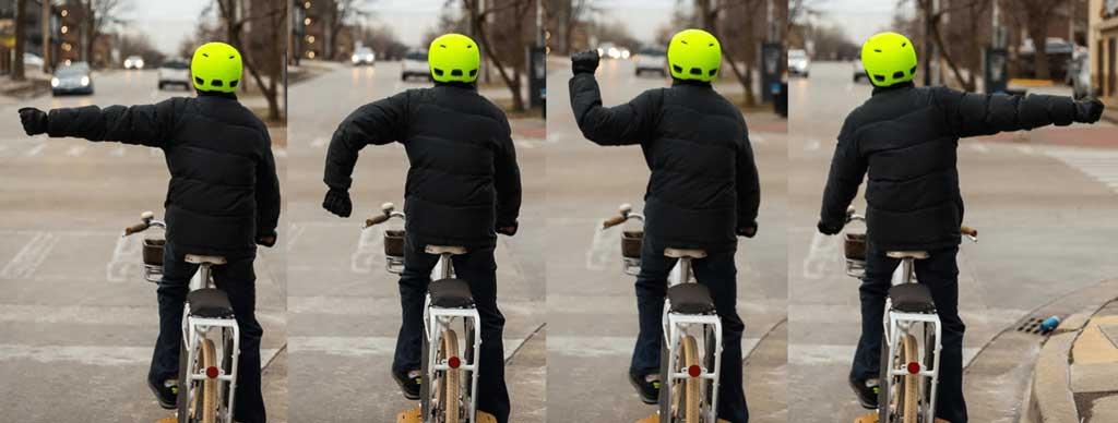 фото правил передвижения для велосипедистов