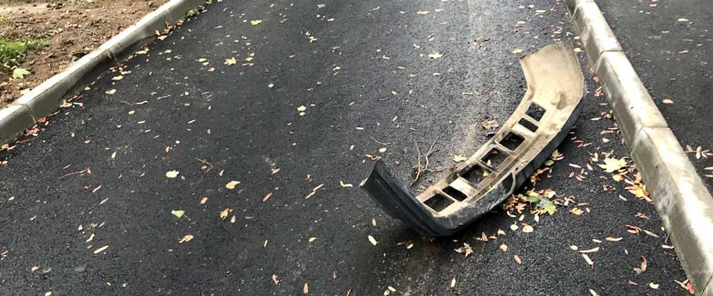 фото пострадавший уехал с места дтп
