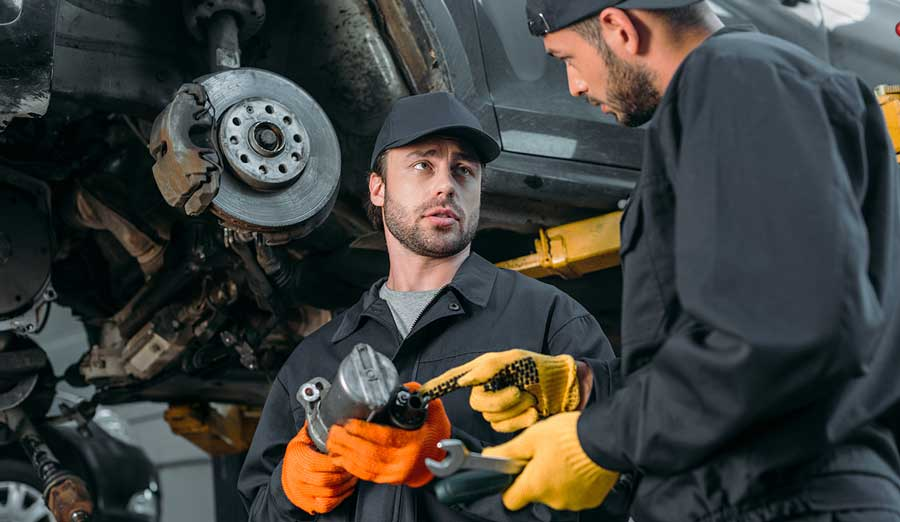фото ремонта автомобиля по осаго