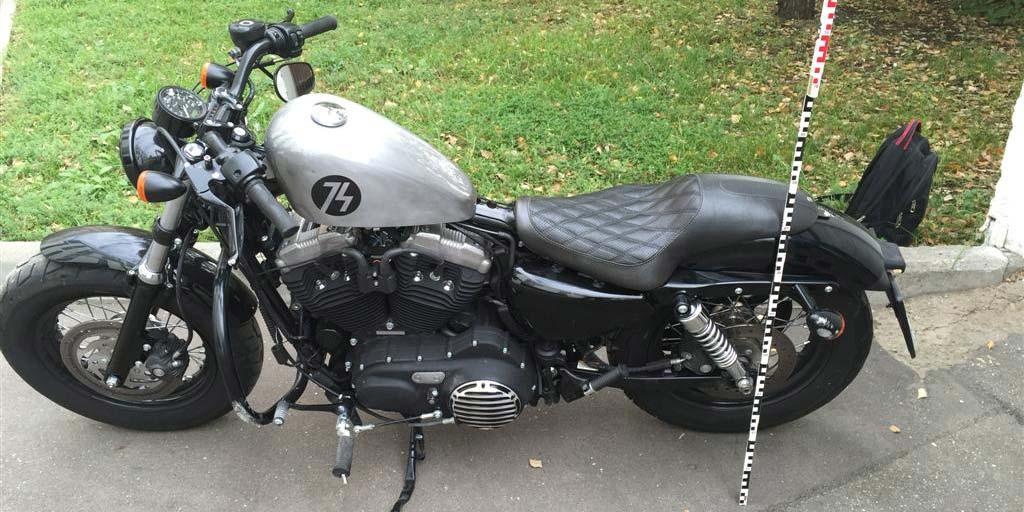 фото независимой экспертизы мотоцикла после ДТП