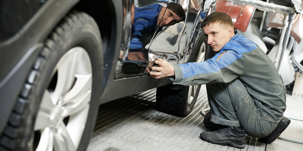 фото сервиса по ремонту автомобилей по ОСАГО